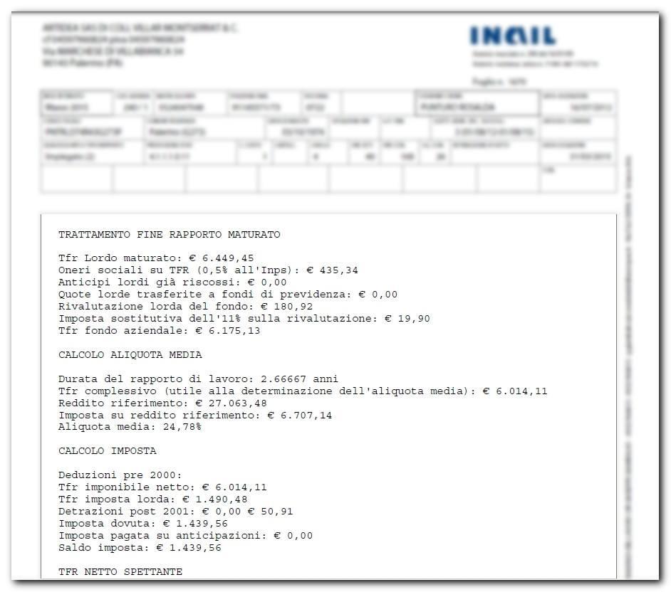 PagheOpen 01.50 – aggiornamenti contrattuali e prospetto TFR