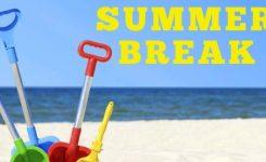 Sospensione attività per pausa estiva