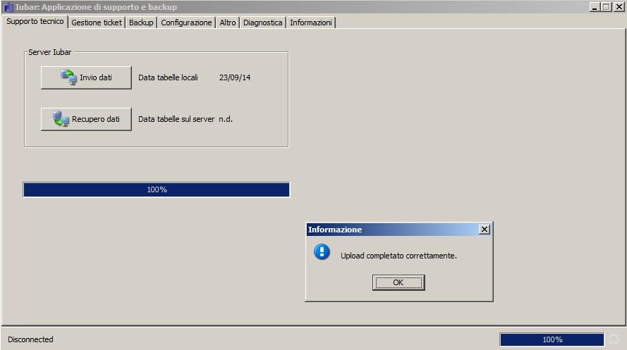 Nuova applicazione Iubar Ftp Client