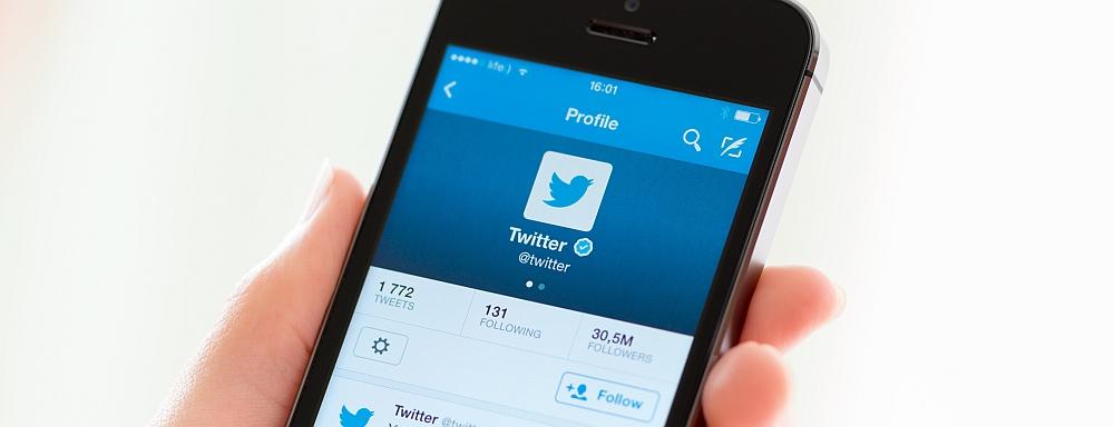 Seguici sui social: collegati a Facebook e Twitter
