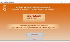 INPS – Nuovo software di controllo UniEmens 3.9.2